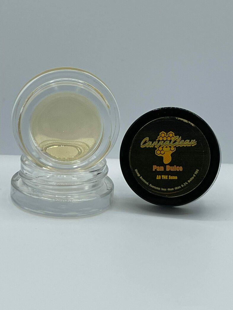 Delta-8 THC Sauce - 5% CDTs - 3 Grams - Pan Dulce
