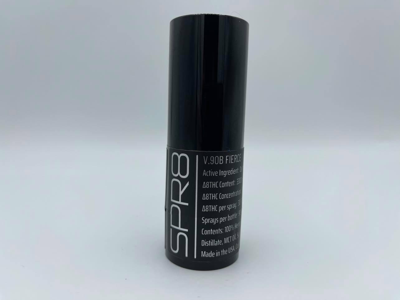 SPR8 - Fierce - Delta 8 THC Spray - 3300MG