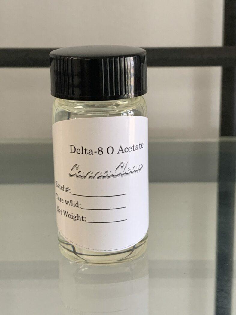 Delta-8 THC-O-Acetate